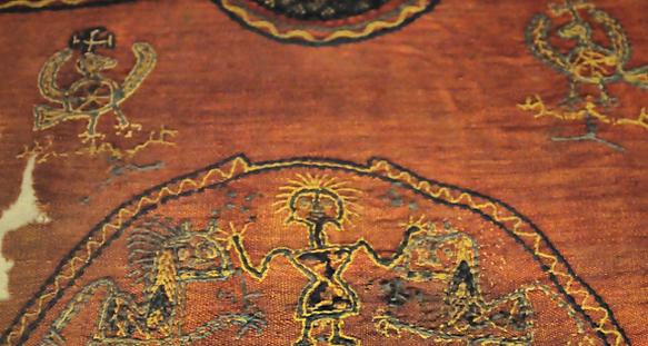 Els teixits coptes del Museu de Montserrat. El conjunt patrimonial de Soler Vilabella