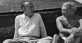 Pablo Picasso, Paul Eluard. Una amistat sublim