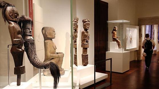 Un nou museu a Barcelona. S'inaugura el Museu de les Cultures del Món