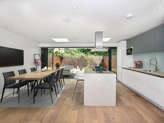 The push towards smart kitchens in modern developments