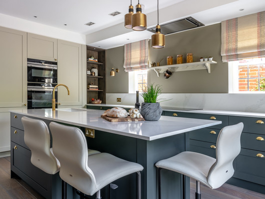 Luxury Kitchens London: Case Study with Tailored Living Interiors