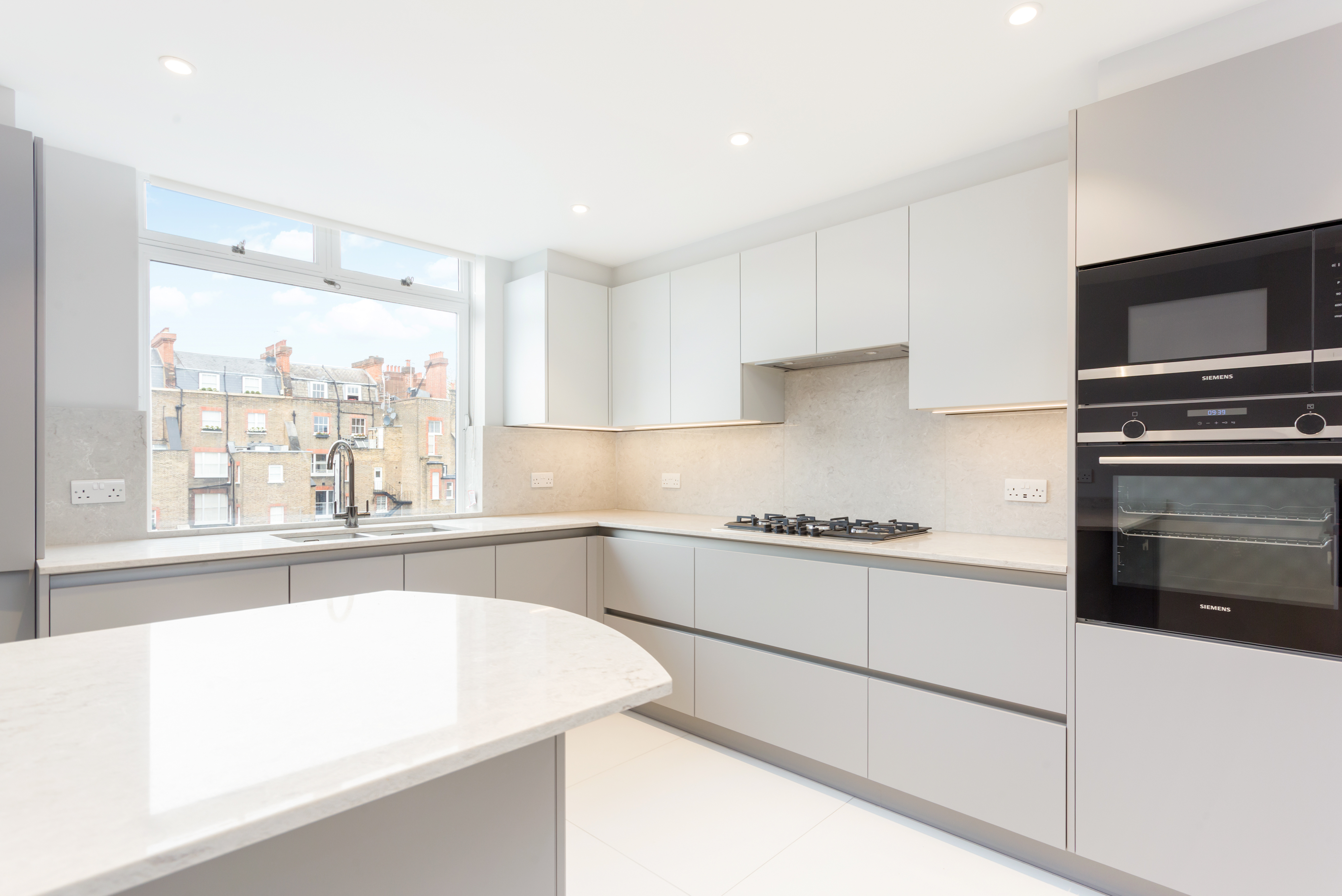 Kitchens for London's Great Estates