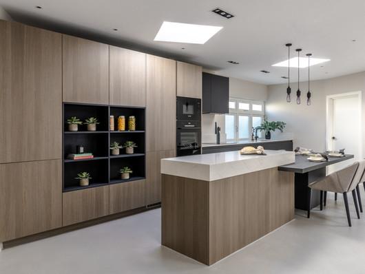 London Luxury Property Development: British or German Kitchens?