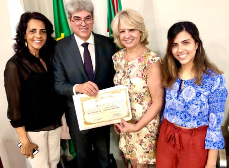 Servidor Público é homenageado na Câmara de Curitiba