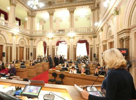 Vereadora destina suas emendas parlamentares para entidades sociais
