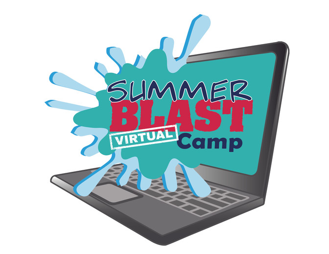 "Learn more about our 2020 Summer Blast ""Virtual"" Camp!"