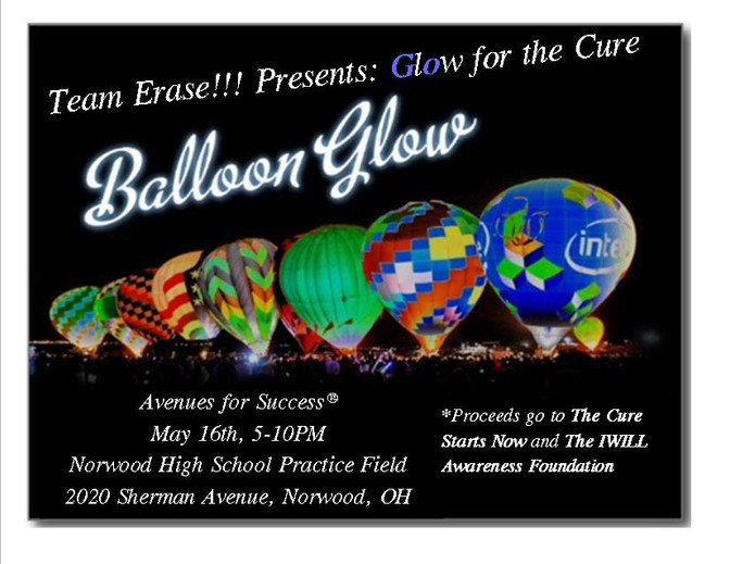 GLOW for the Cure!