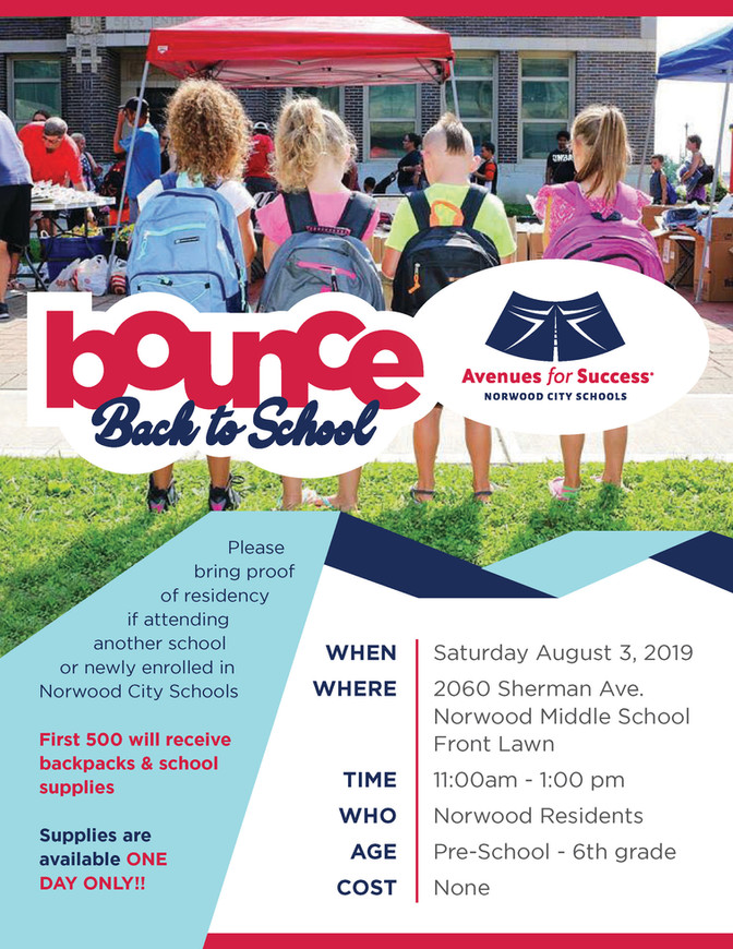 Bounce Back to School with Avenues for Success®