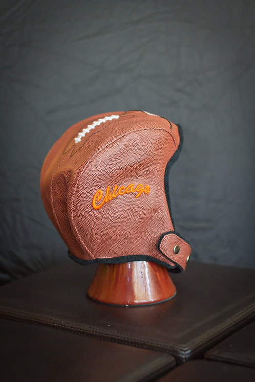Football Helmet Hat (In Stock)