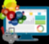 Desenvolvendo Soluções Digitais, App Android, App IOS, Sistemas, ERP, Web Designer