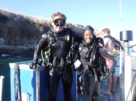 Diving off the Spectre with UCSB