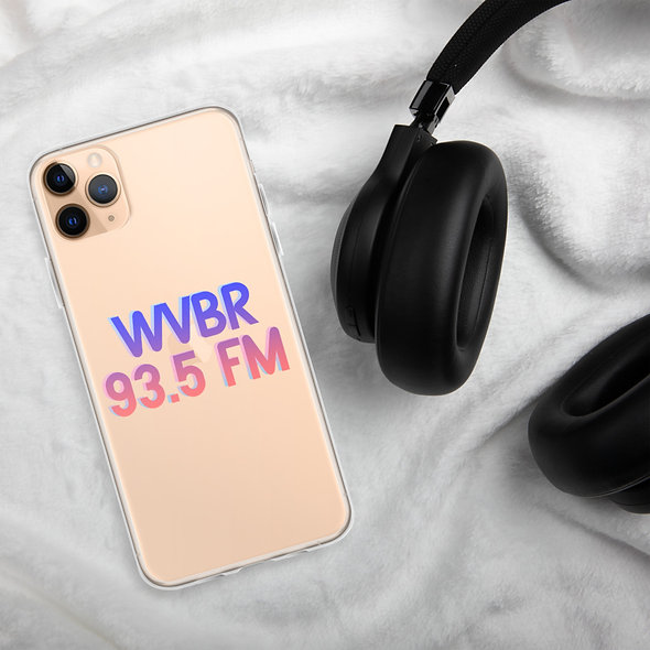 90s WVBR Logo iPhone Case
