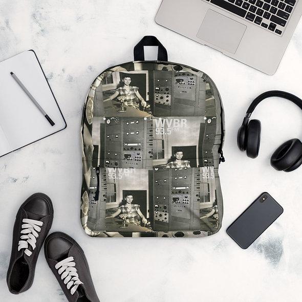 Linda All-Over Backpack (w/ in-pocket design)
