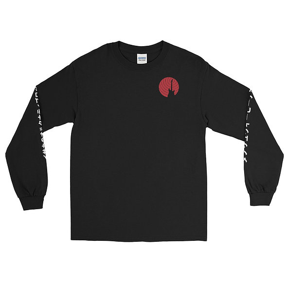 Minimalist WVBR w/ Japanese Unisex Long Sleeve (multiple colors available)