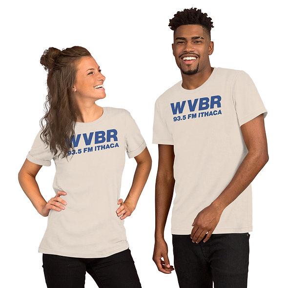 Blue WVBR Unisex T-Shirt (multiple colors available)
