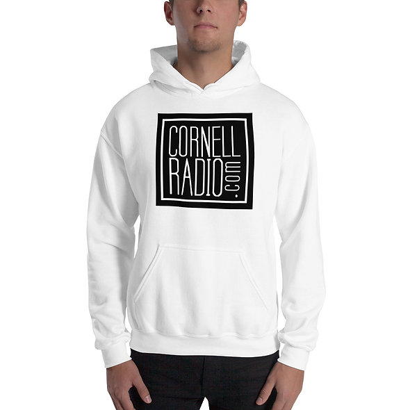 CornellRadio.com Unisex Hoodie (multiple colors available)