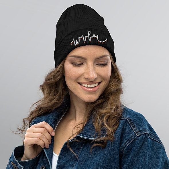 WVBR String Lights Beanie (multiple colors available)