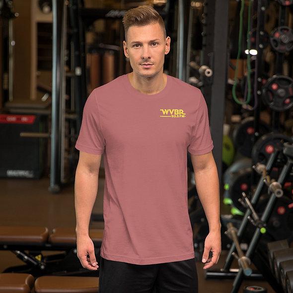 Retro WVBR Unisex T-Shirt (multiple colors available)