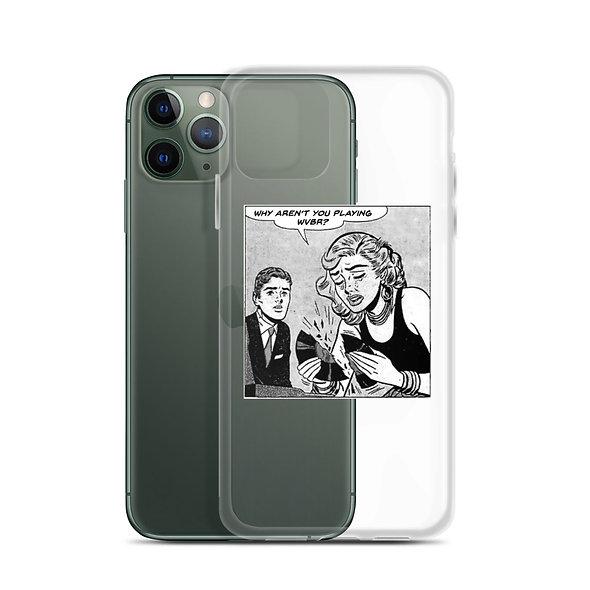 Popart WVBR iPhone Case