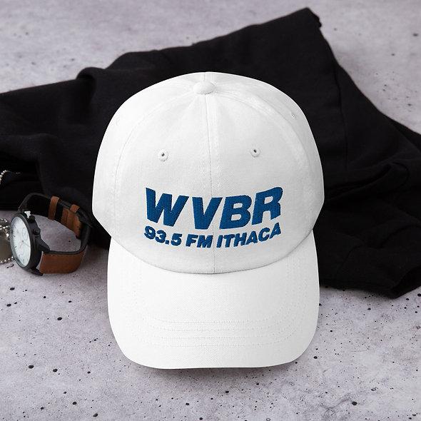 Blue WVBR Logo Dad Hat (multiple colors available)