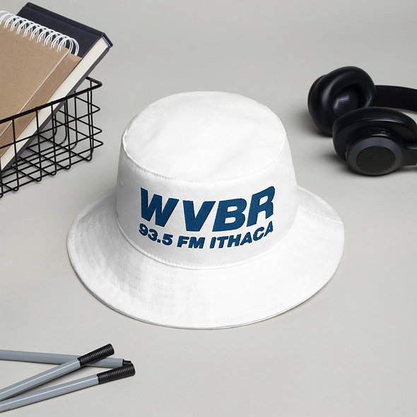 Blue WVBR Logo Bucket Hat (multiple colors available)