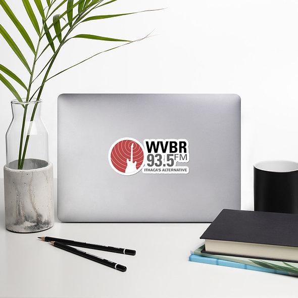 WVBR Vinyl Sticker (multiple sizes available)