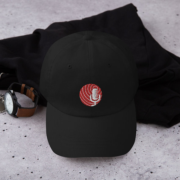 WVBR News Dad Hat (multiple colors available)