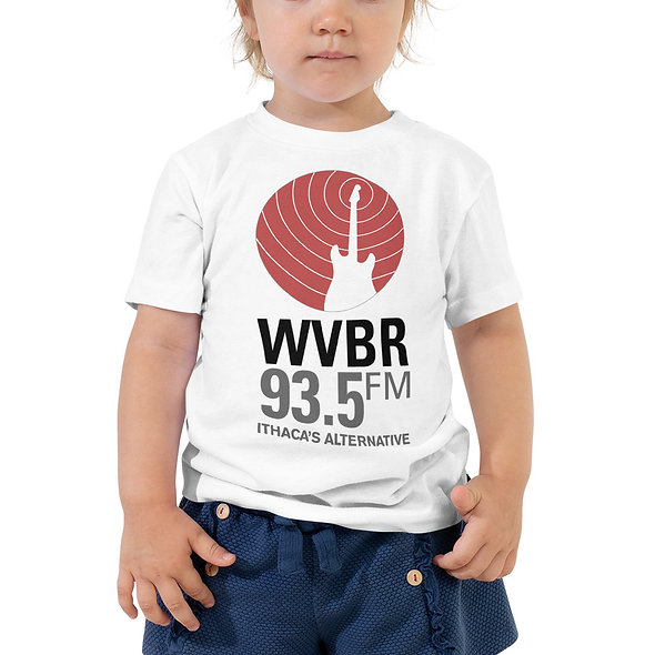 WVBR Toddler T-Shirt (multiple colors available)