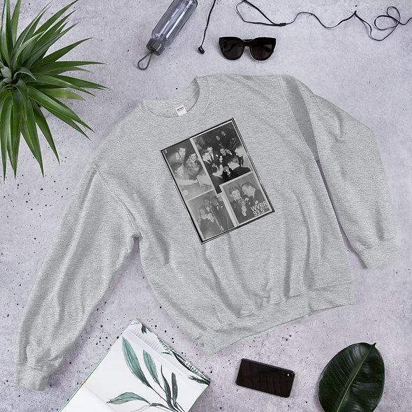 WVBR Vintage Collage Unisex Sweatshirt (multiple colors available)
