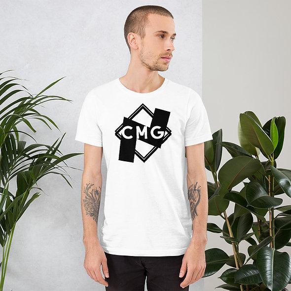 Black CMG Unisex T-Shirt (multiple colors available)