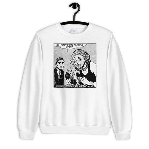 Popart WVBR Unisex Sweatshirt (multiple colors available)