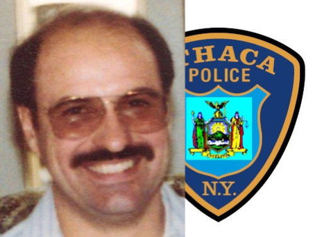 Wreath ceremony will mark anniversary of Ithaca police officer's death
