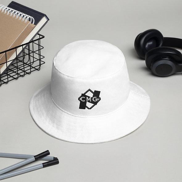 Black CMG Logo Bucket Hat