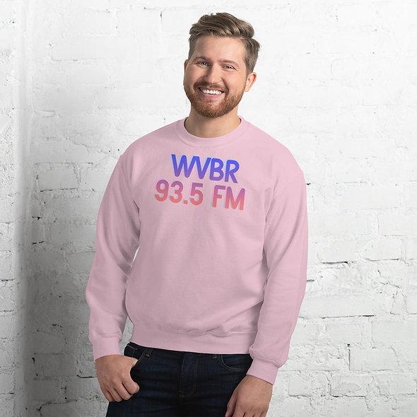 90s WVBR Unisex Sweatshirt (multiple colors available)