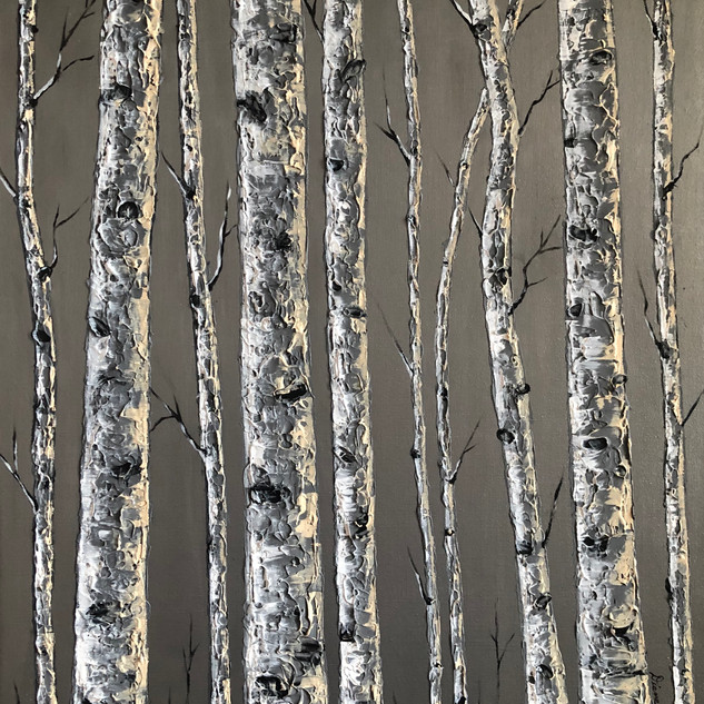 Monochromatic Birches