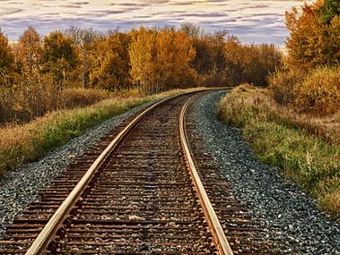 Yo-Yo?   Or Railroad Tracks?