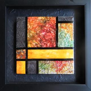 Mondrian Abstract