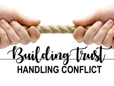 Part 2 :: Handling Conflict