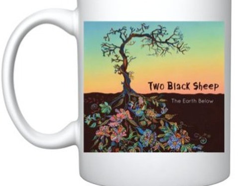 'The Earth Below' mug