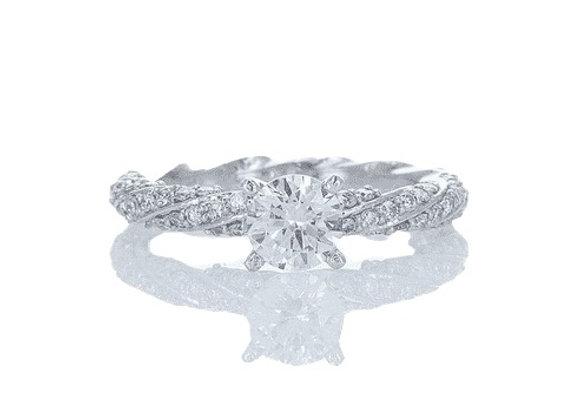 טבעת יהלומים Kate