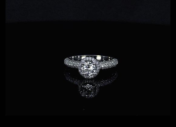 טבעת יהלומים בריידל- במבצע