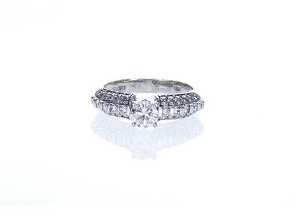 טבעת יהלומים ליידי די