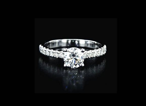 טבעת יהלומים YOCO