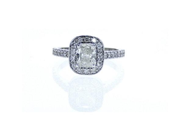 טבעת יהלומים ואבן חן Taylor