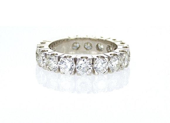 טבעת יהלומים אליזבת