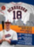 Jayson Schroeder 5x7 Draft Card