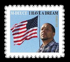 M-Deuce I have a Dream Album Cover