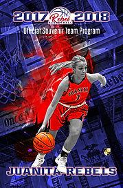 2017-2018 JHS Basketball Program Girls Cover