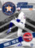 Jayson Schroeder 5x7 Draft Card front