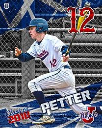 Class of 2018 Senior Poster Collection (Adam Petter)